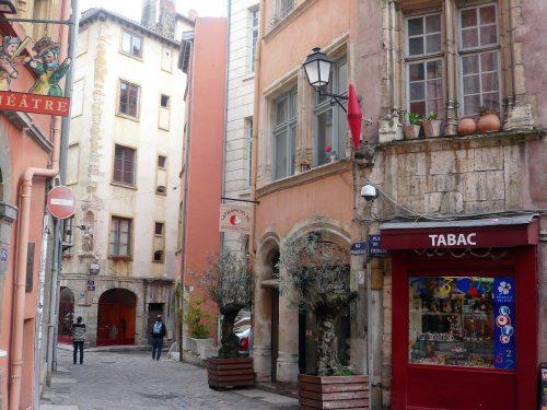 Lyon gadefoto