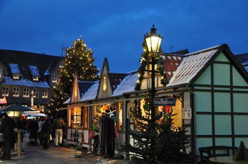 Julemarked i Wolfenbüttel Foto: Stefanie Angel