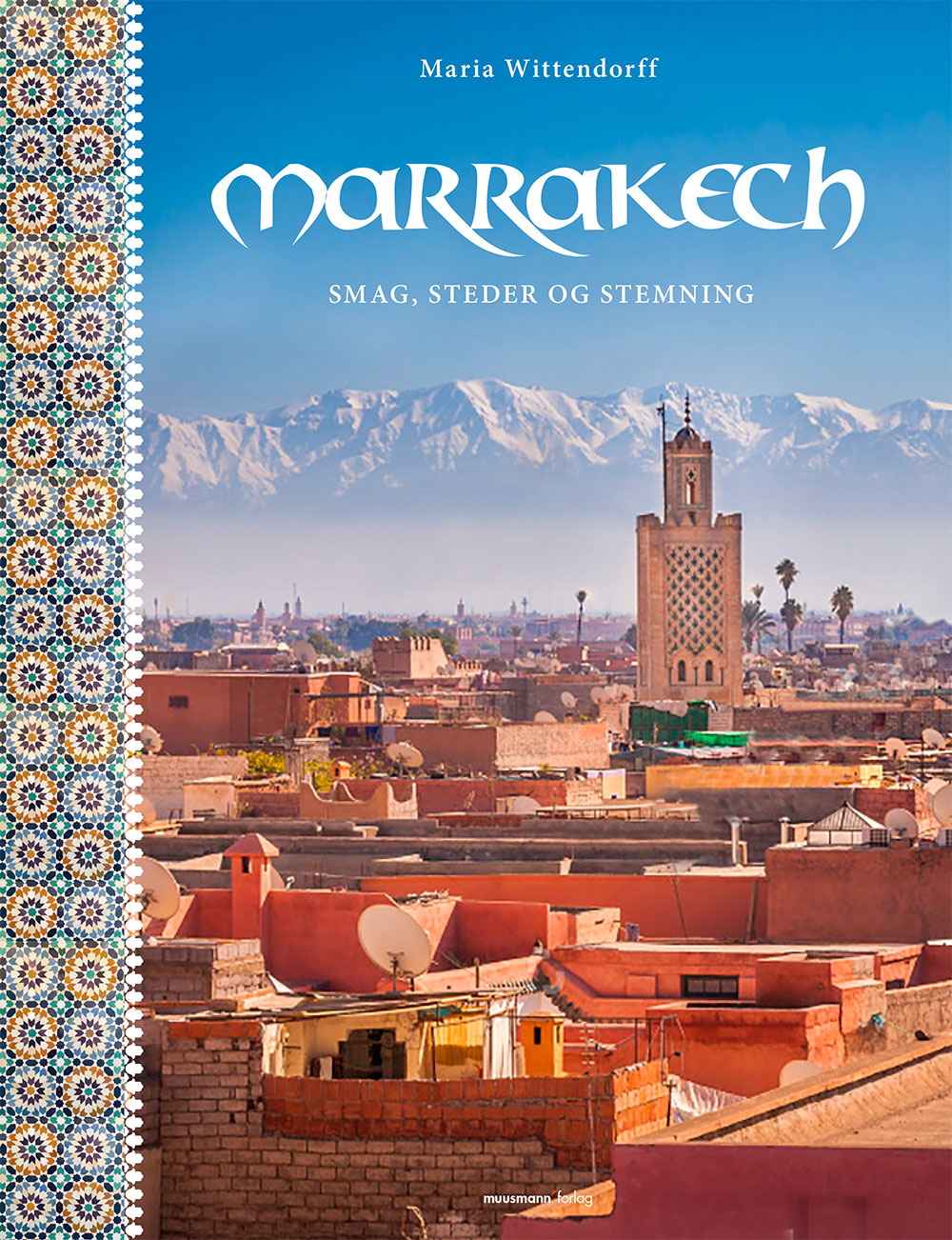 Smag på Marrakech
