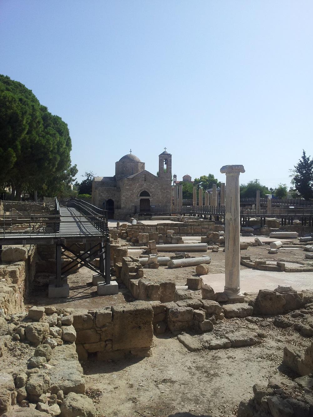 Cypern Udgravninger