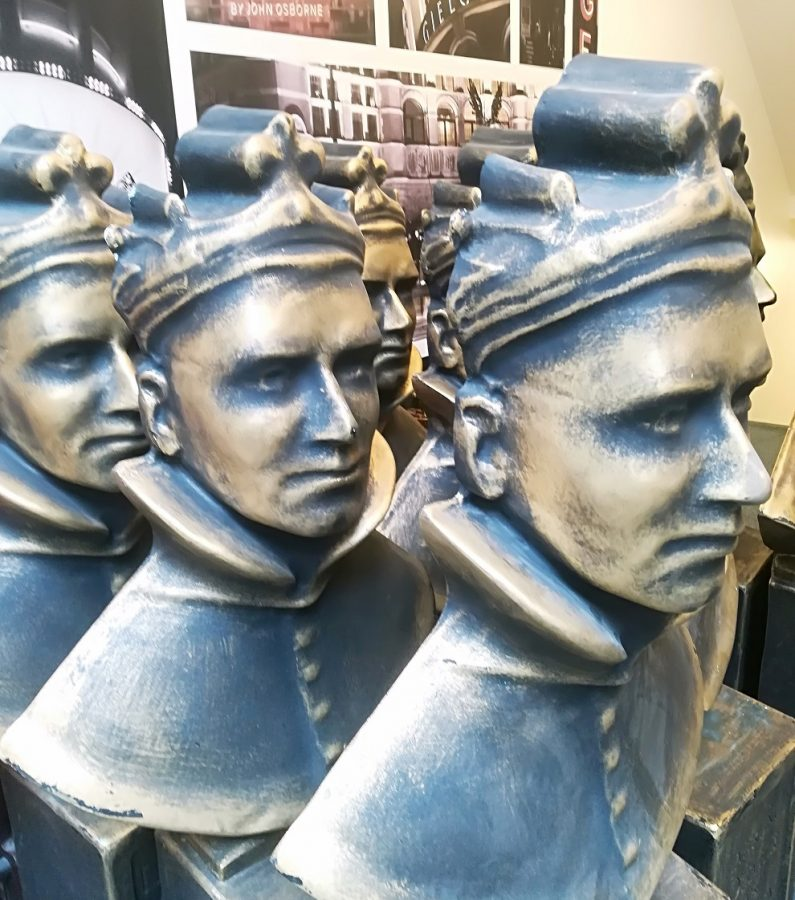 3 The Laurence Olivier Award buster